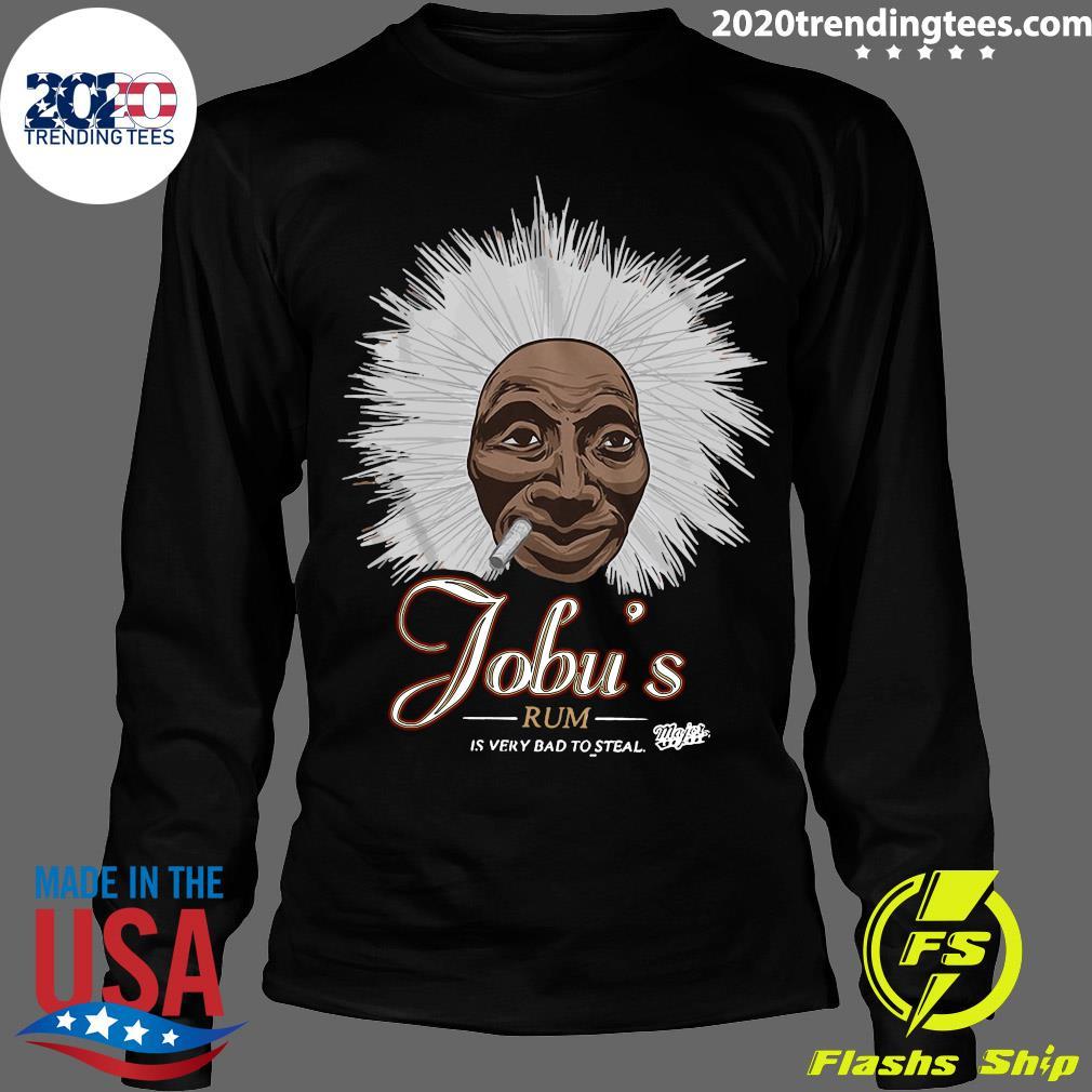 Jobu's Rum Major League Shirt Longsleeve
