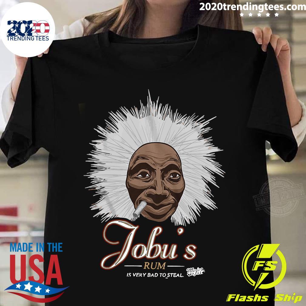 Jobu's Rum Major League Shirt