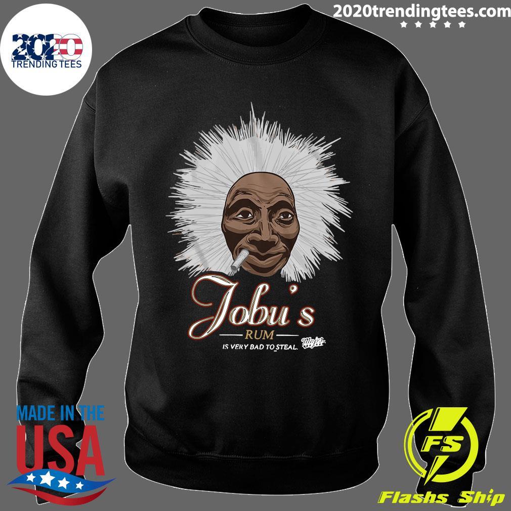 Jobu's Rum Major League Shirt Sweater