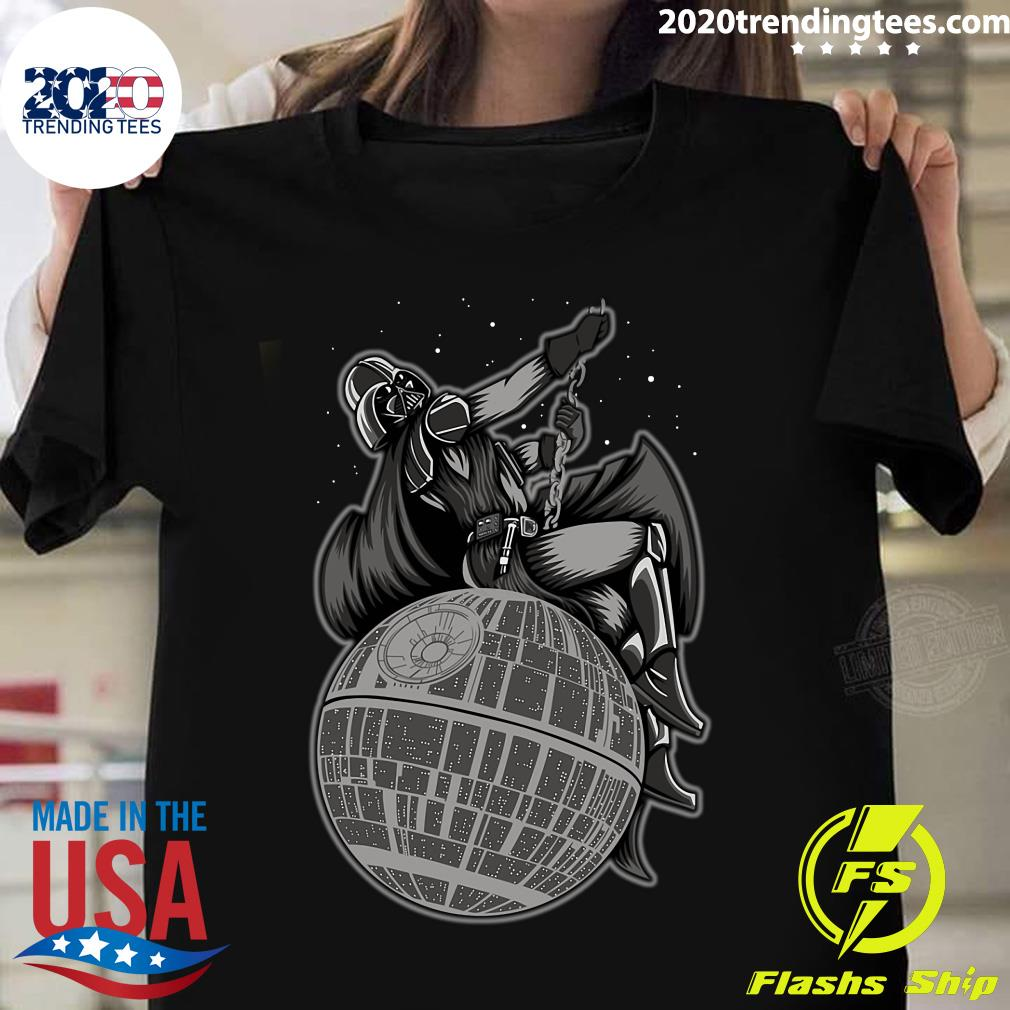Wrecking Death Star Shirt