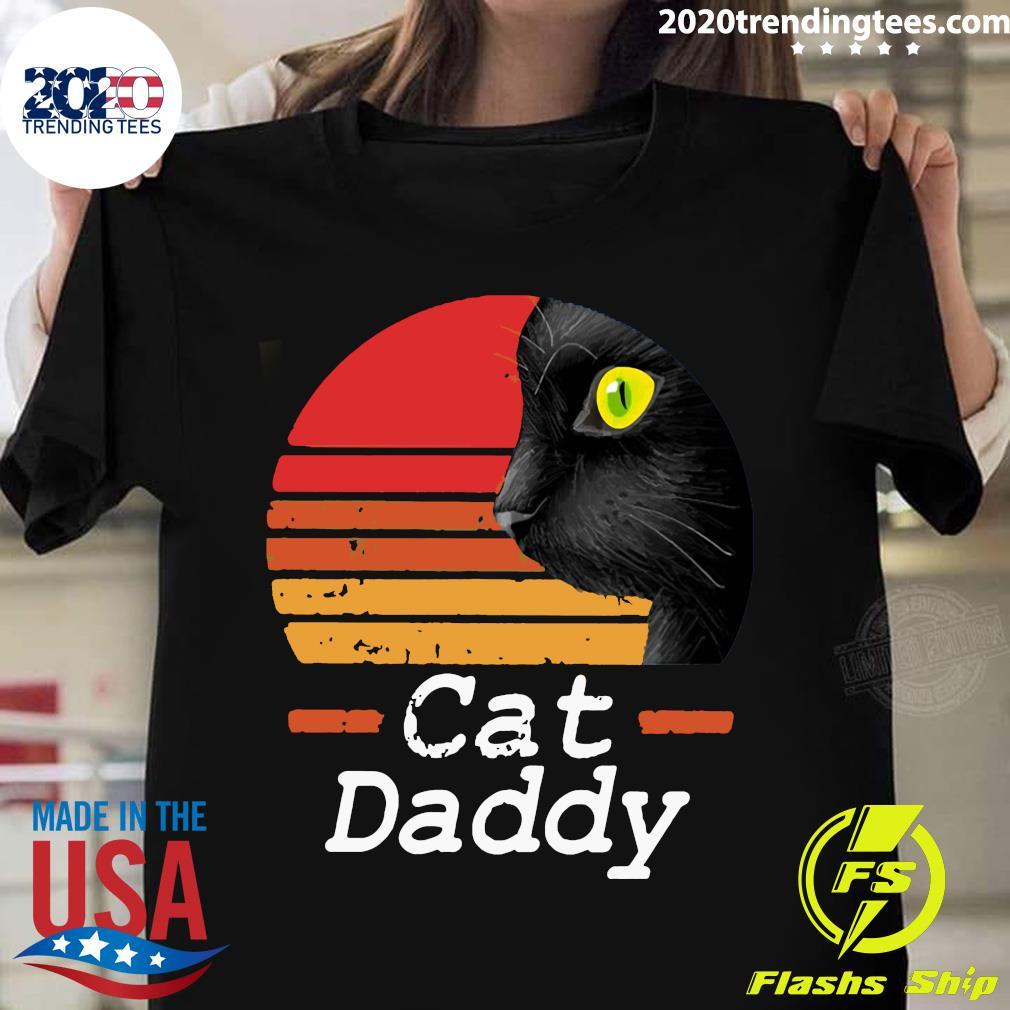 Cat Daddy Vintage Retro Shirt