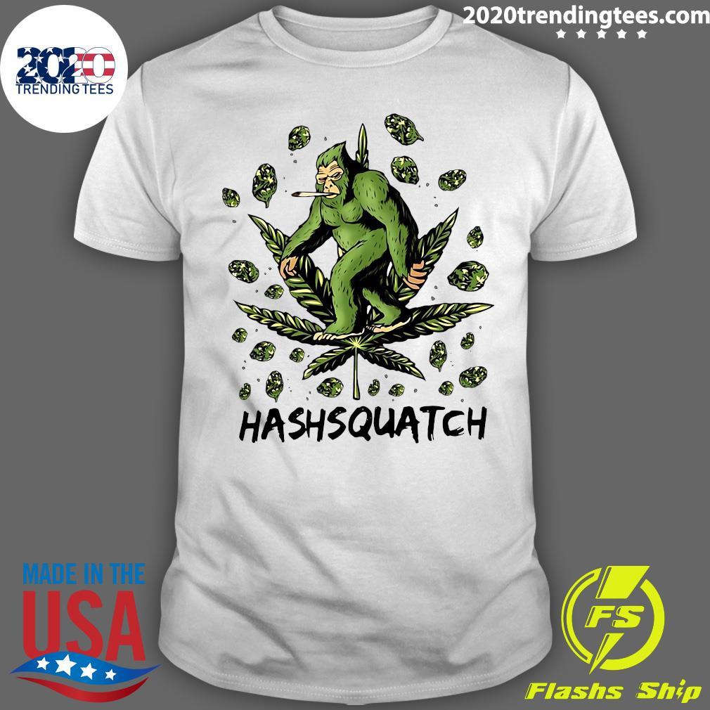 Hashsquatch Shirt