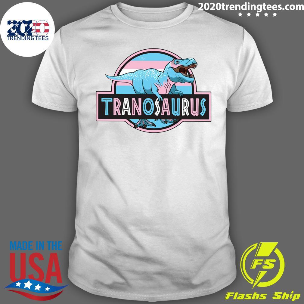 LGBT Tranosaurus Shirt