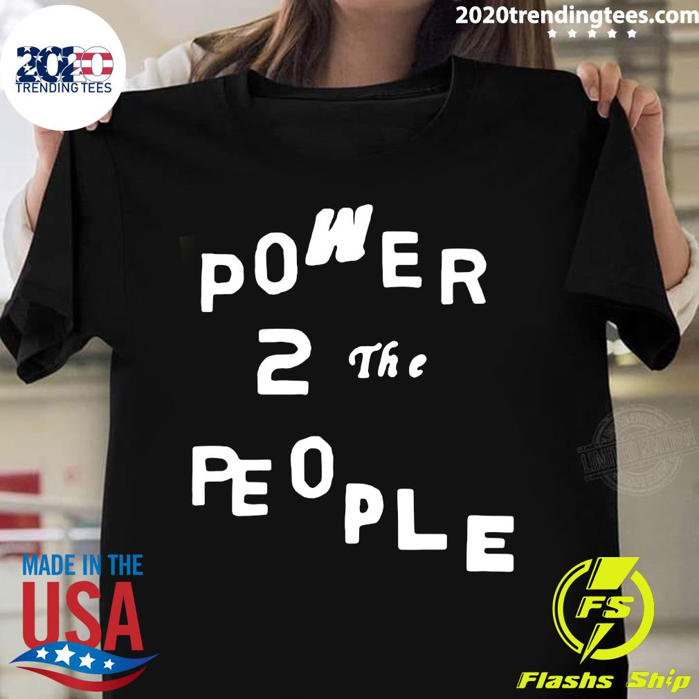 Power 2 The People Shirt