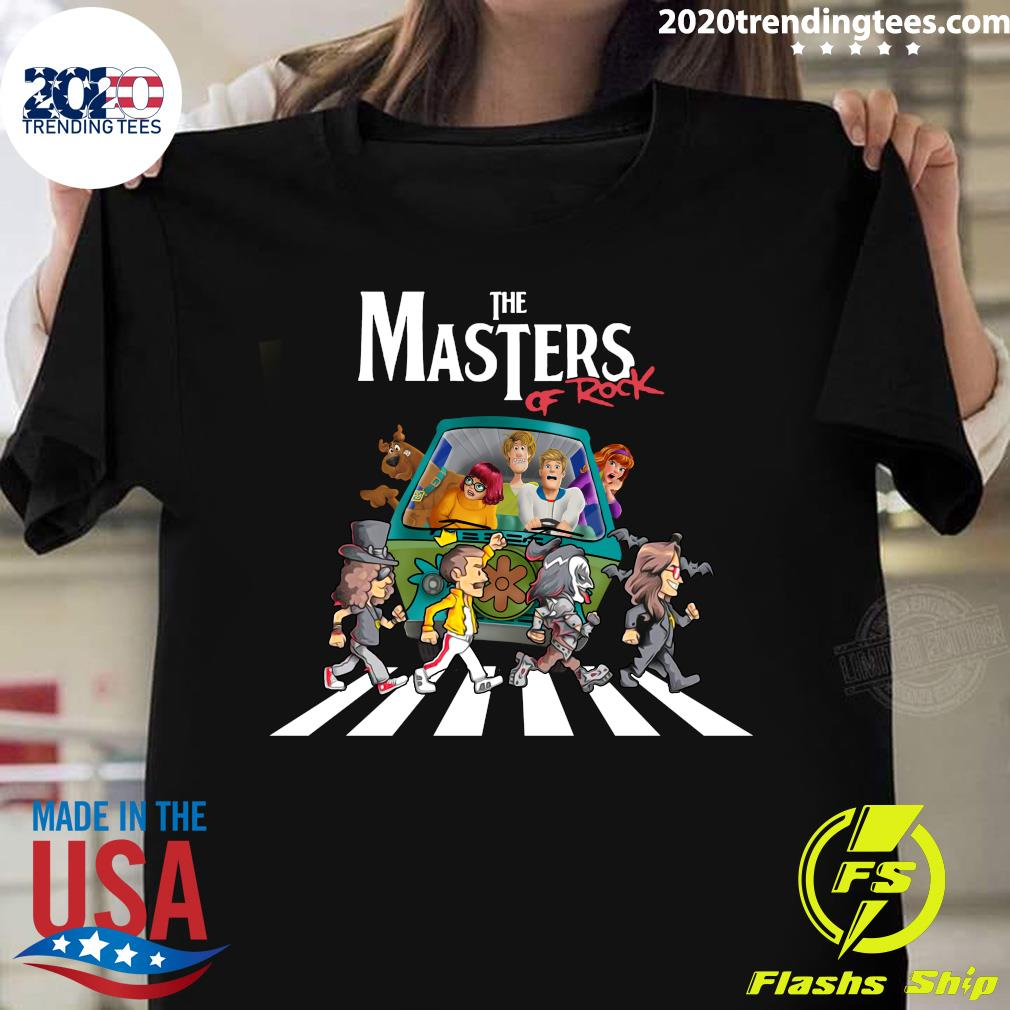 The Masters Of Rock Shirt