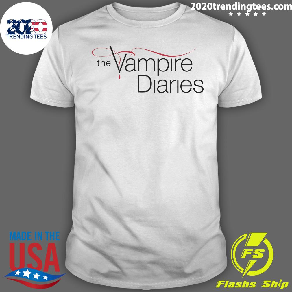 The Vampire Diaries Ending Shirt