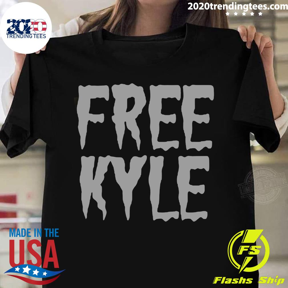 Official Free Kyle Shirt