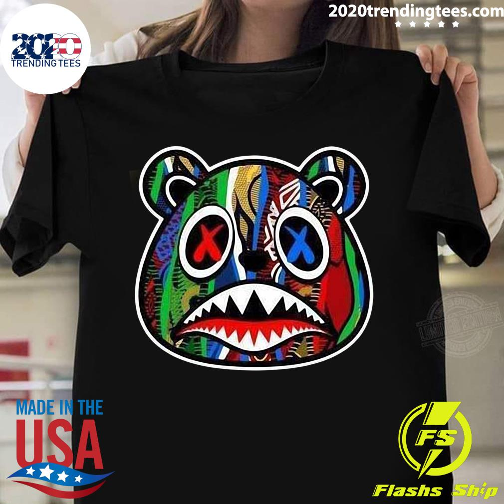 Crazy Baws Moneyatti Reps Shirt