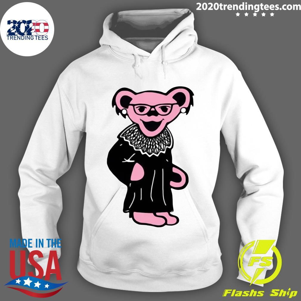 Grateful Bears Notorious RBG Shirt Hoodie