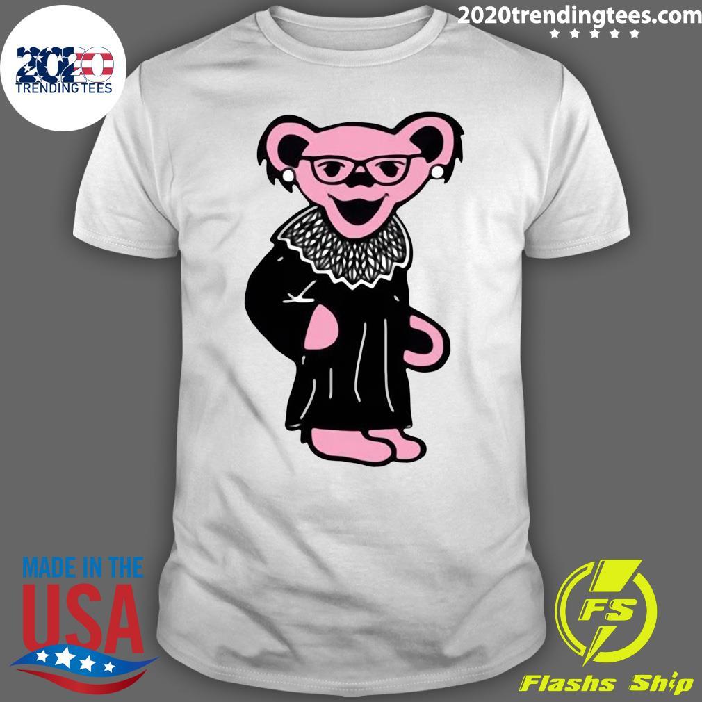 Grateful Bears Notorious RBG Shirt