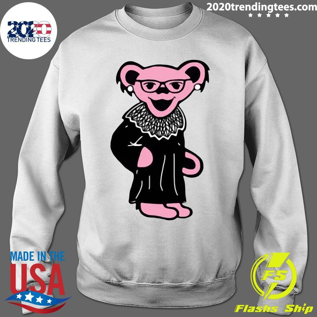 Grateful Bears Notorious RBG Shirt Sweater