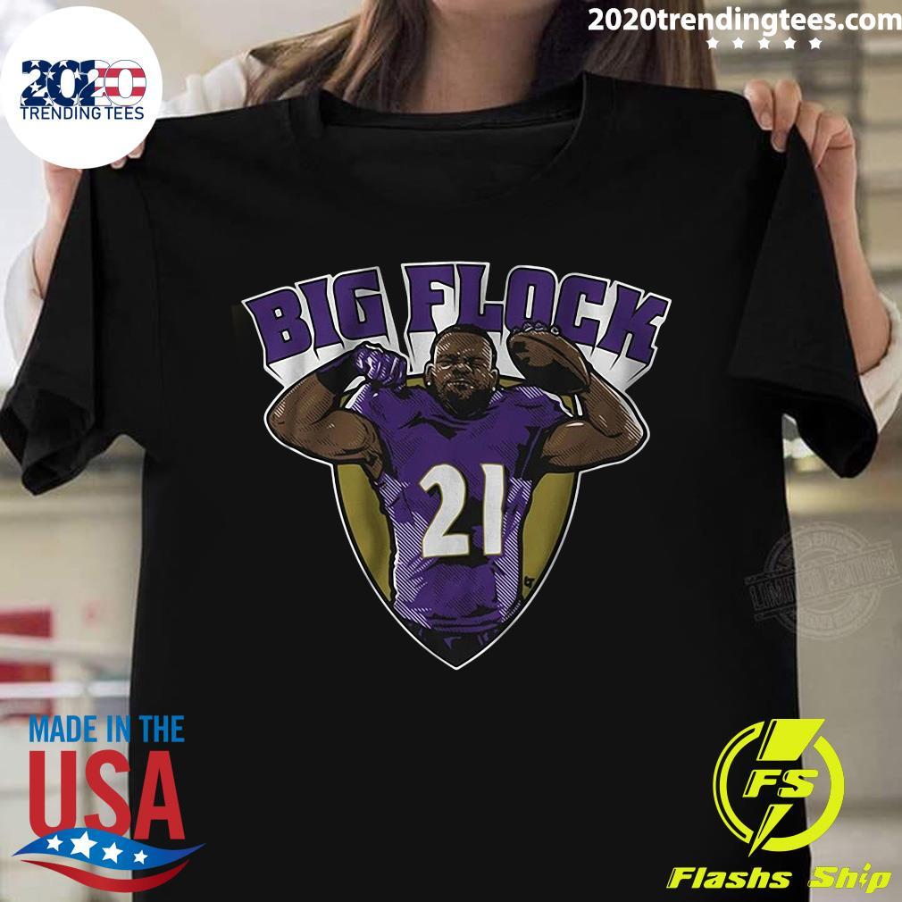 Mark Ingram Big Flock Shirt