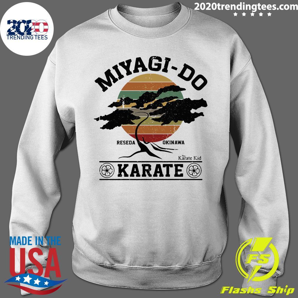 Miyagi Do Reseda Okinawas Karate The Karate Kid Shirt Sweater