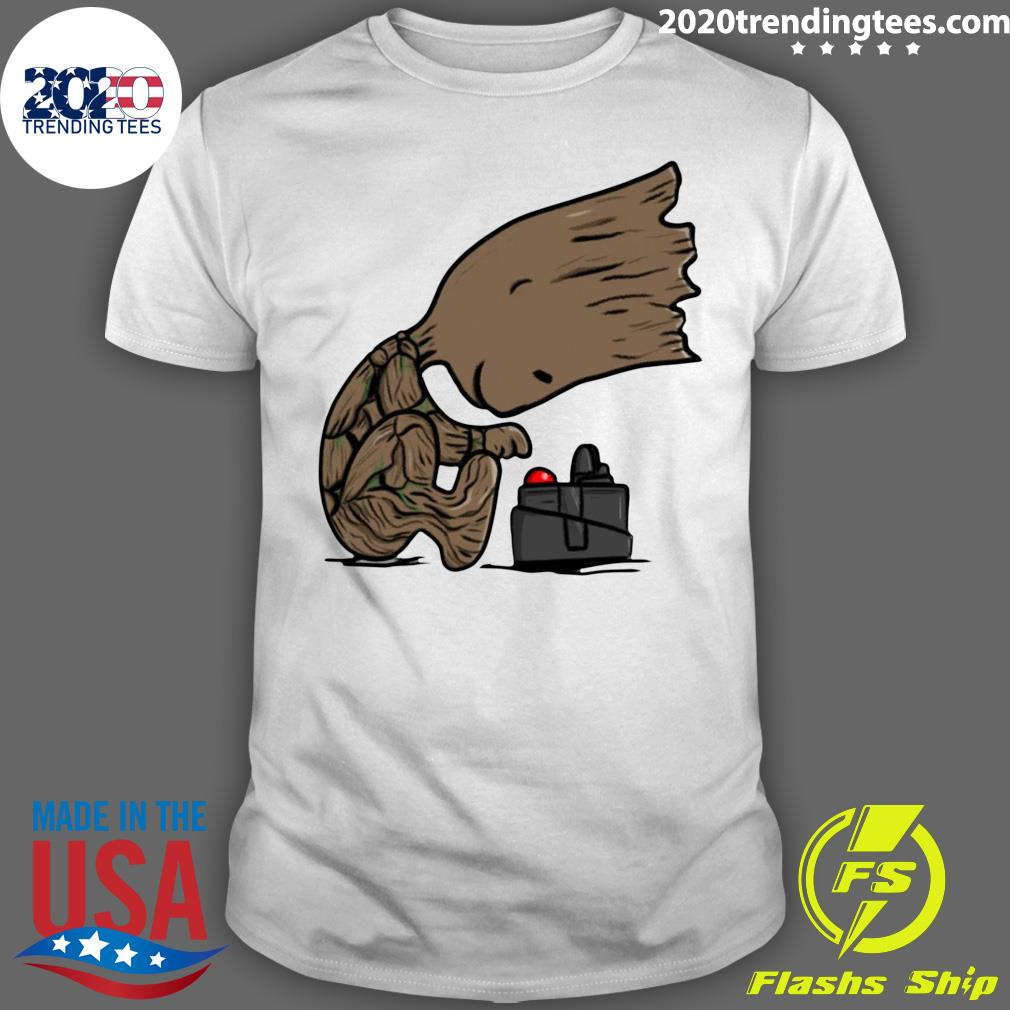 Pea Groots Shirt