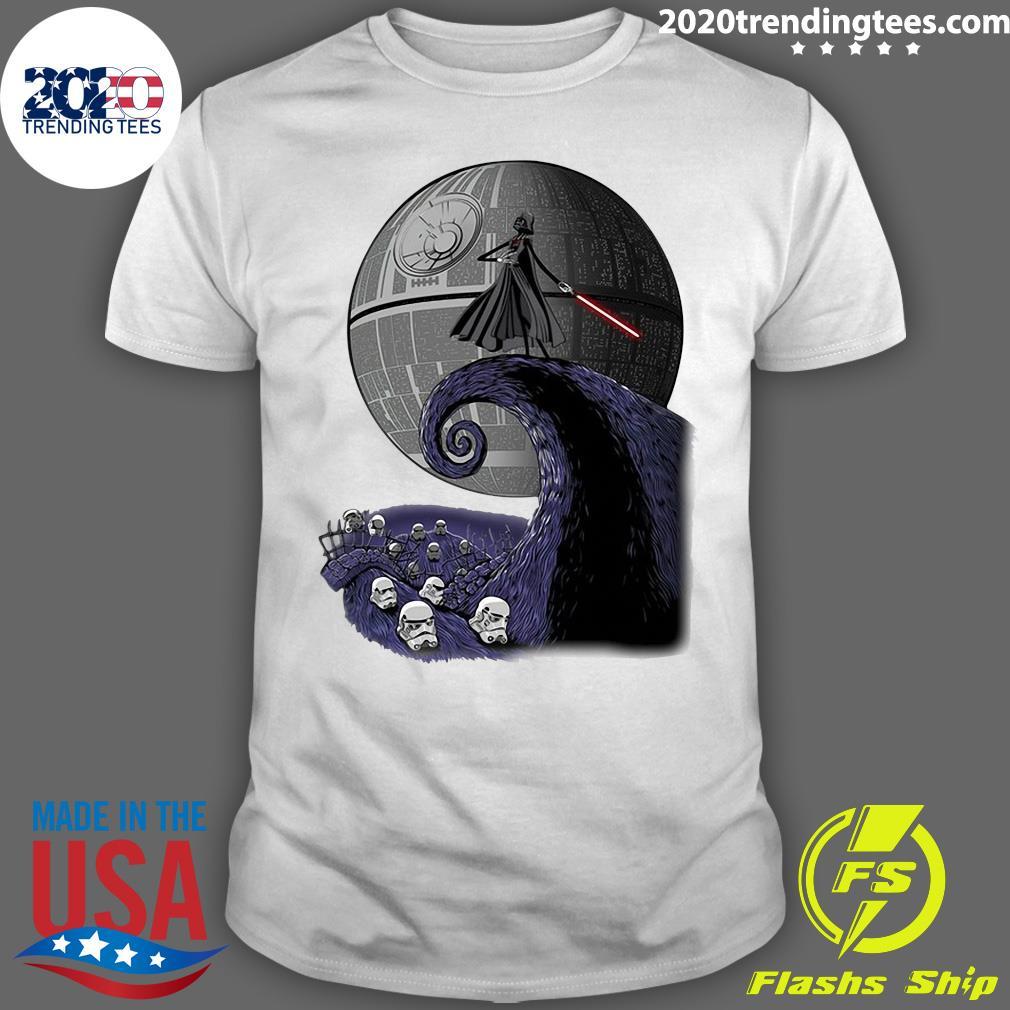 Star Wars Darth Vader The Nightmare Before Christmas Shirt