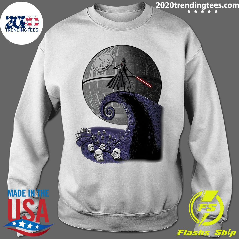 Star Wars Darth Vader The Nightmare Before Christmas Shirt Sweater