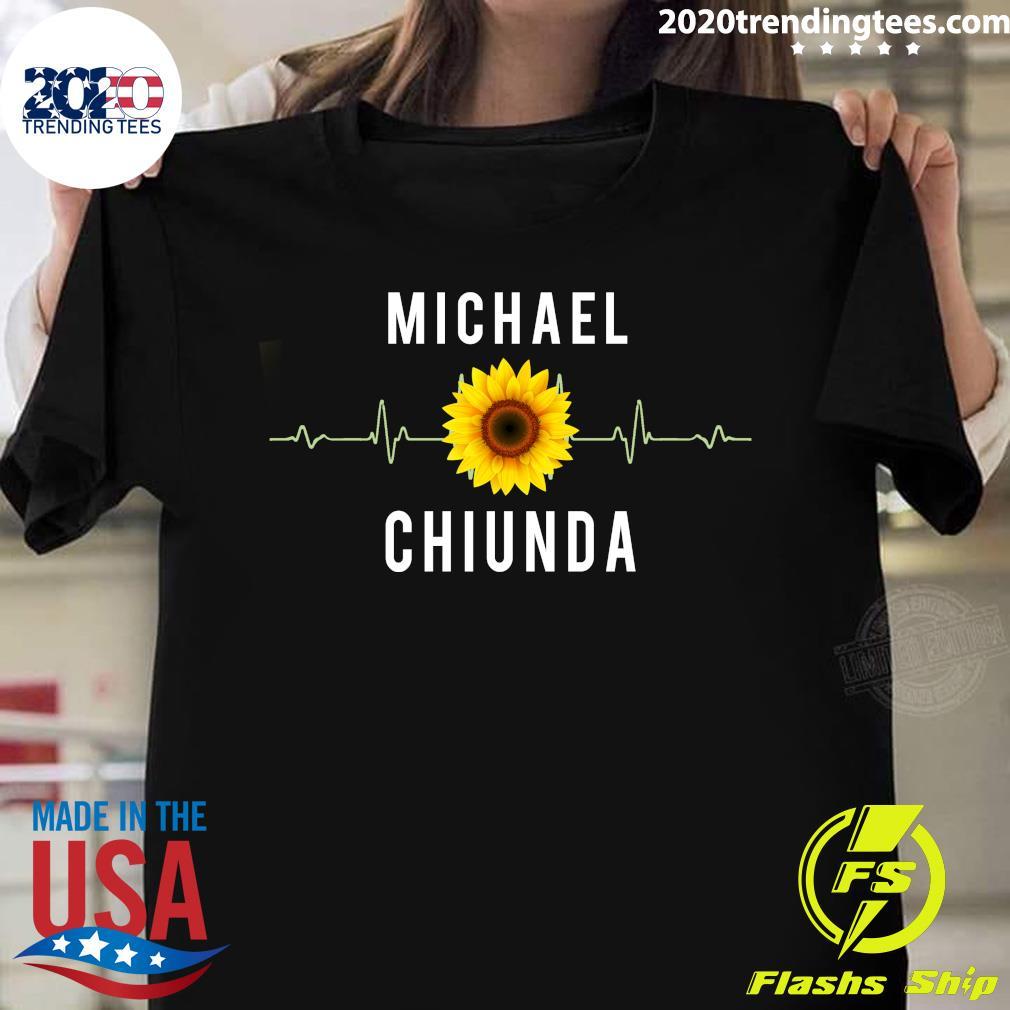 Sunflower Michael Chiunda Shirt