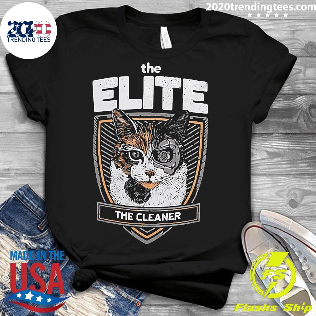 The Elite The Cleaner Shirt Ladies tee