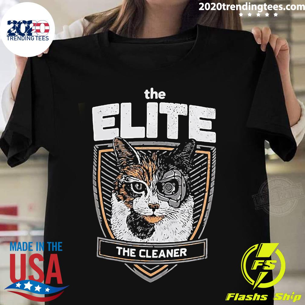 The Elite The Cleaner Shirt