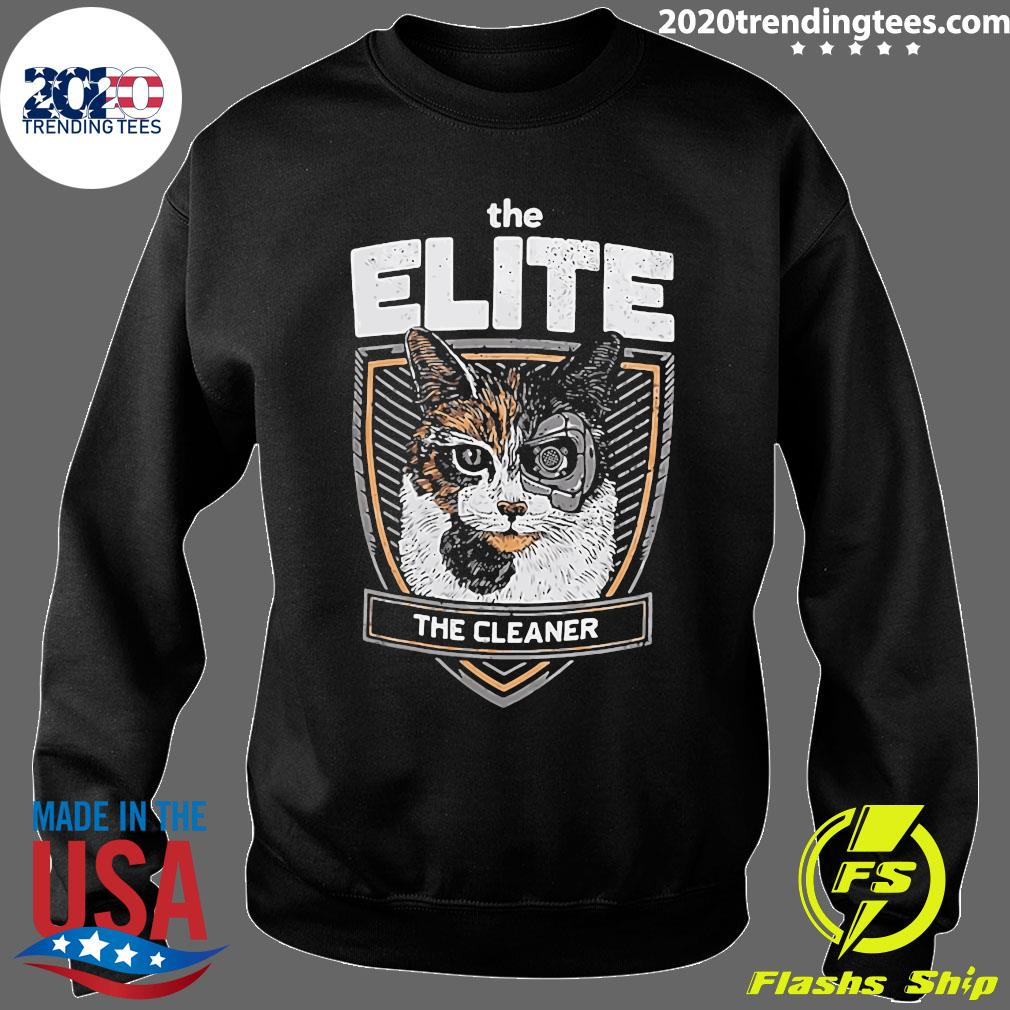 The Elite The Cleaner Shirt Sweater