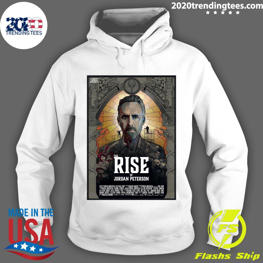 The Rise Of Jordan Peterson Film Poster Shirt Hoodie