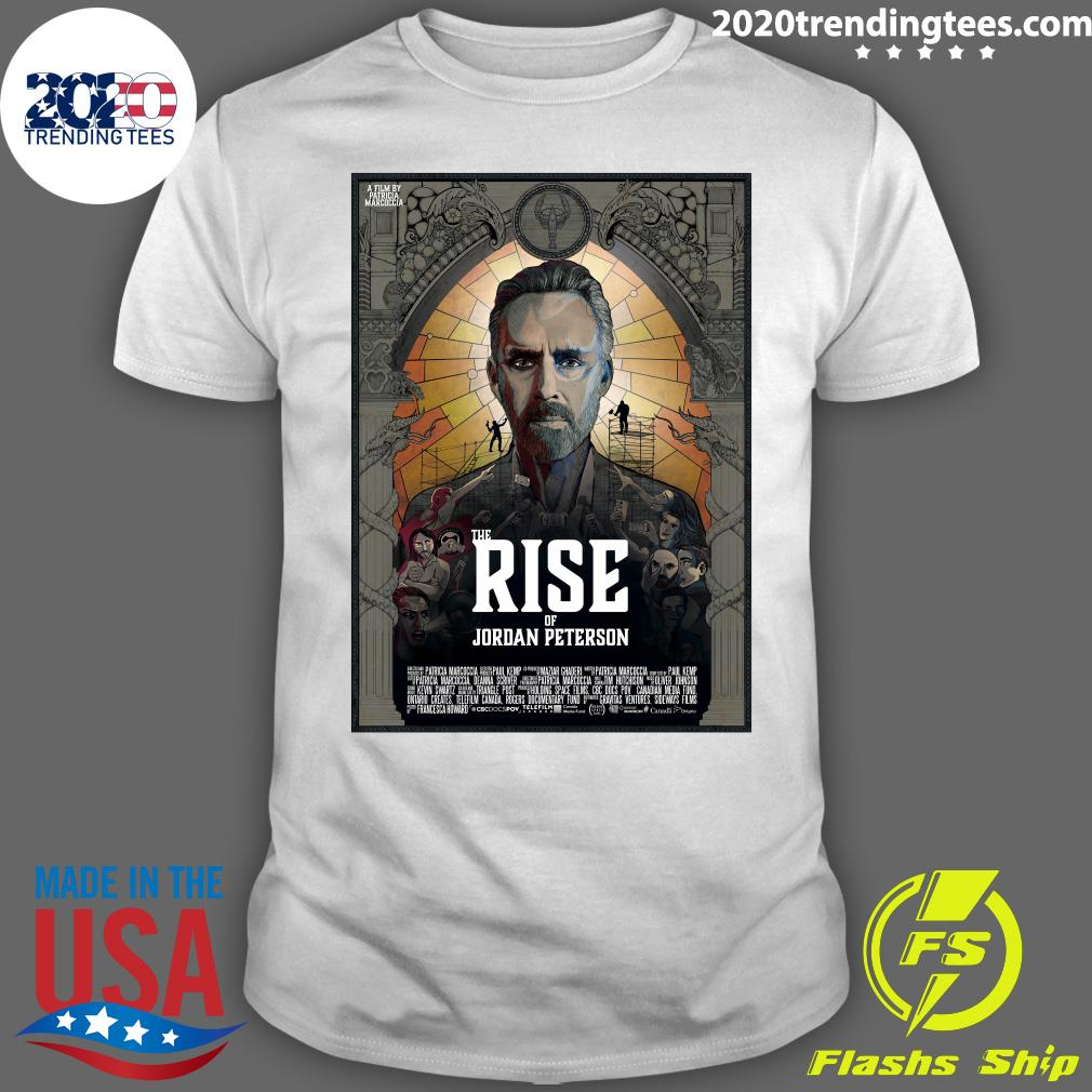 The Rise Of Jordan Peterson Film Poster Shirt