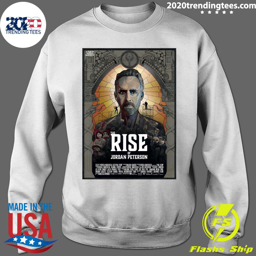 The Rise Of Jordan Peterson Film Poster Shirt Sweater