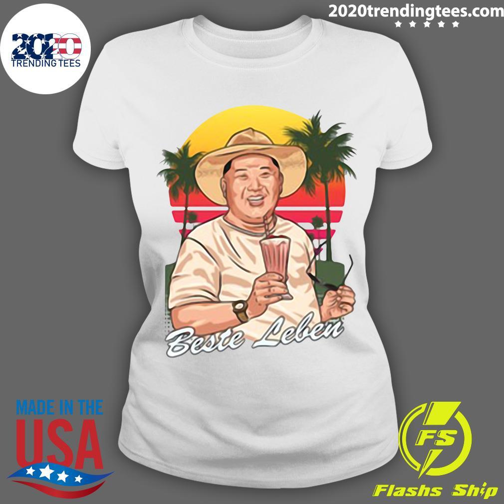 Versandleiter Kim Beste Leben Limited Shirt Ladies tee