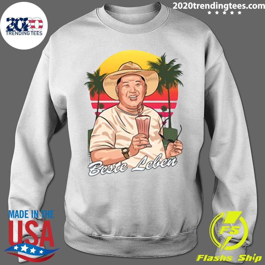 Versandleiter Kim Beste Leben Limited Shirt Sweater