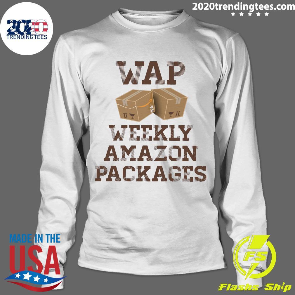Wap Weekly Amazon Packages Shirt Longsleeve