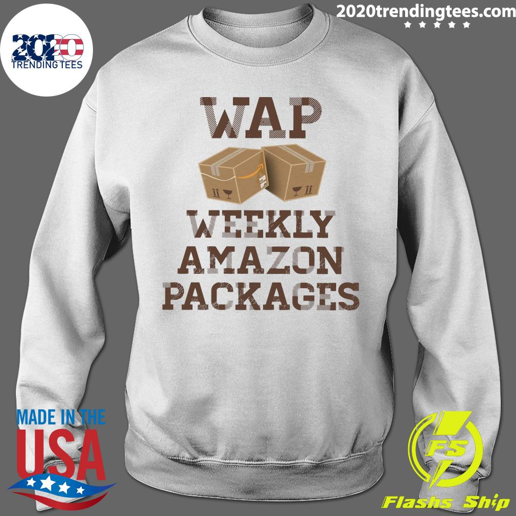 Wap Weekly Amazon Packages Shirt Sweater