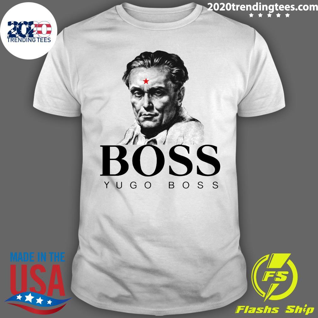 Boss Athleisure Yugo Boss Shirt