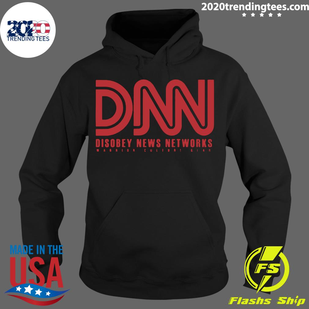 DNN Disobey News Networks Shirt Hoodie