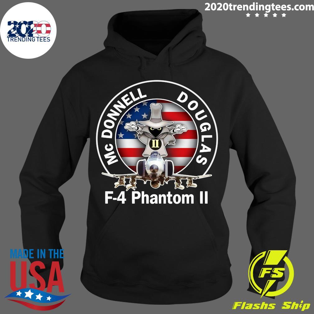Mcdonnell Douglas-f 4 Phantom Shirt Hoodie