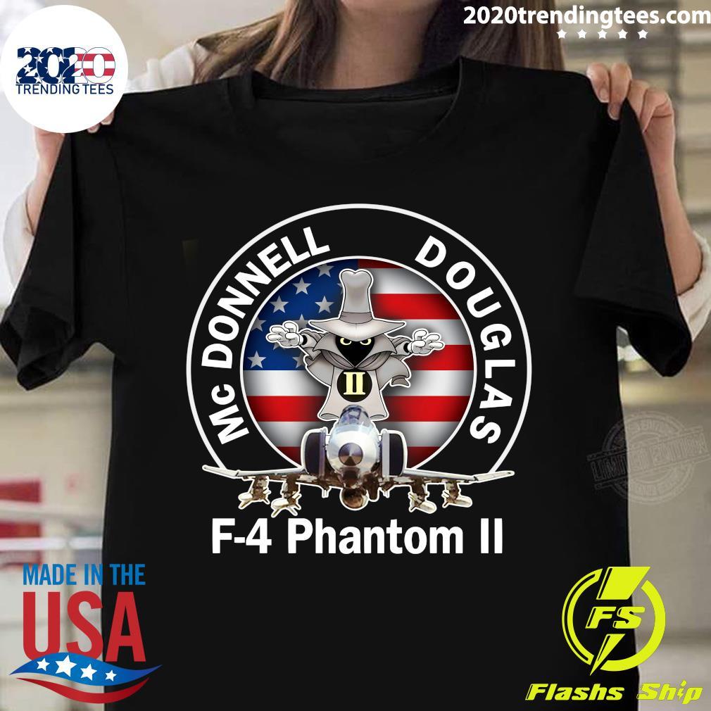 Mcdonnell Douglas-f 4 Phantom Shirt