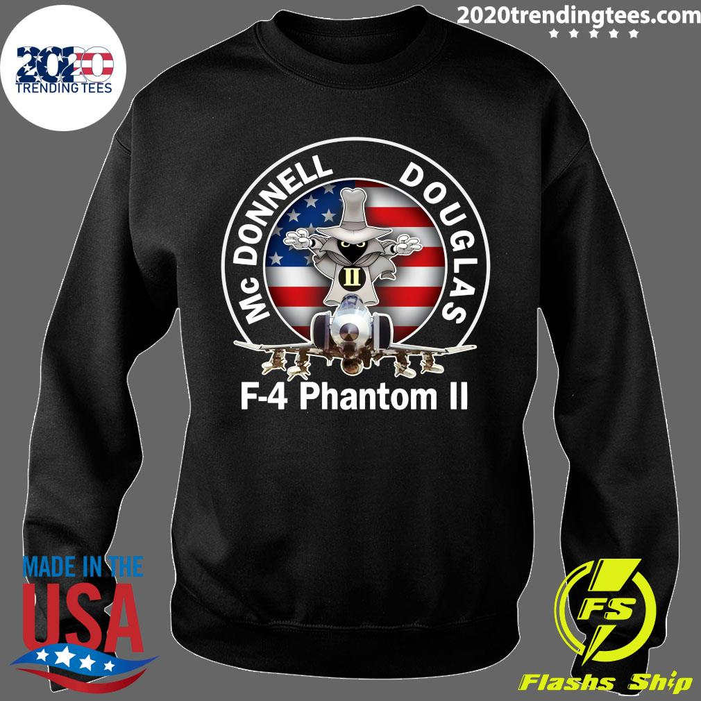 Mcdonnell Douglas-f 4 Phantom Shirt Sweater