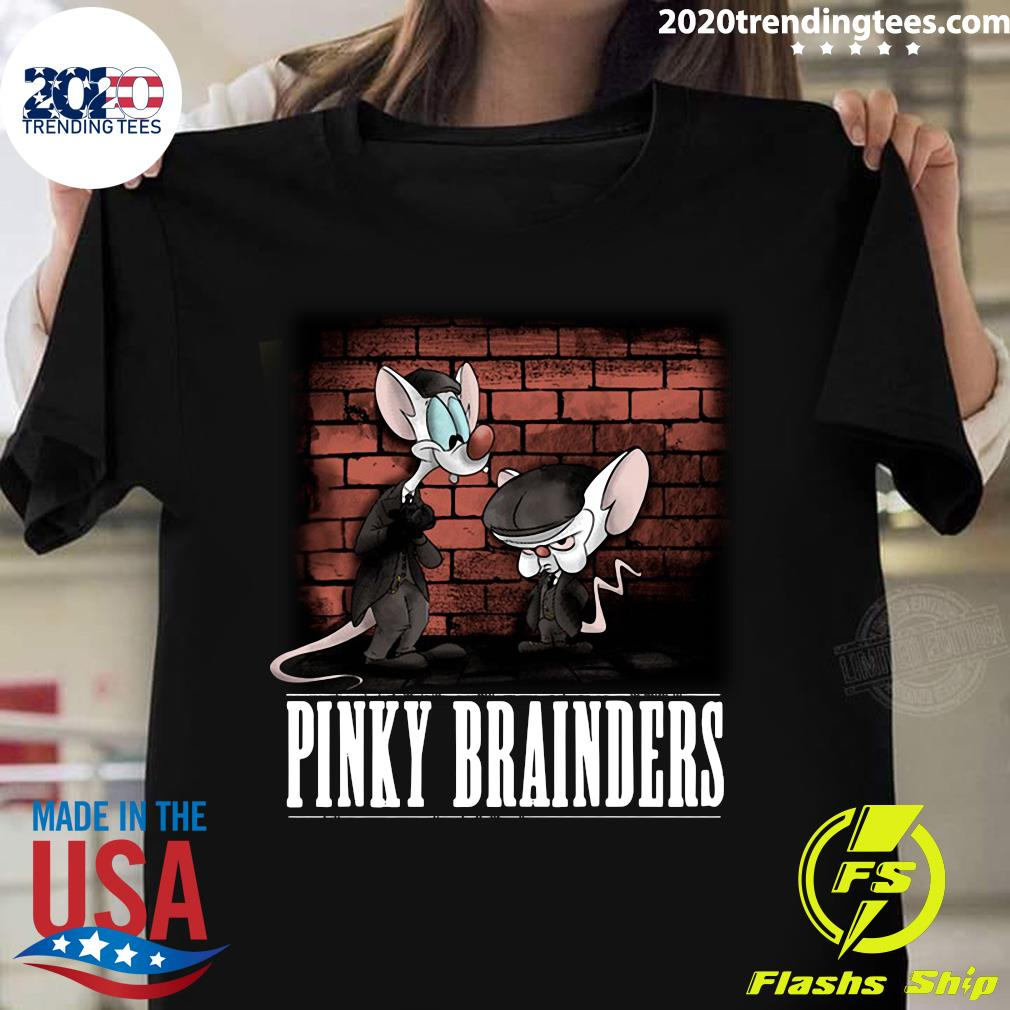Mickey Mouse Pinky Brainders Shirt