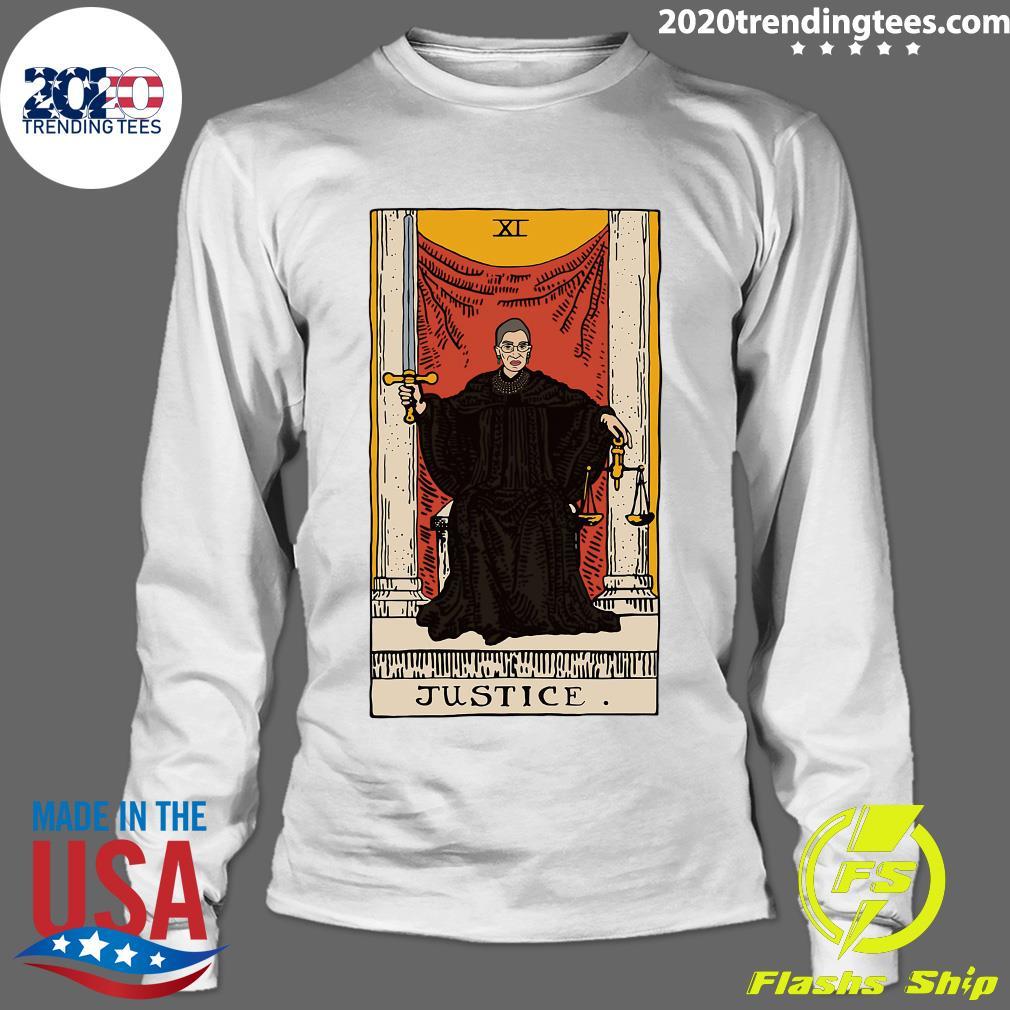 RBG Justice Ruth Bader Ginsburg Shirt Longsleeve