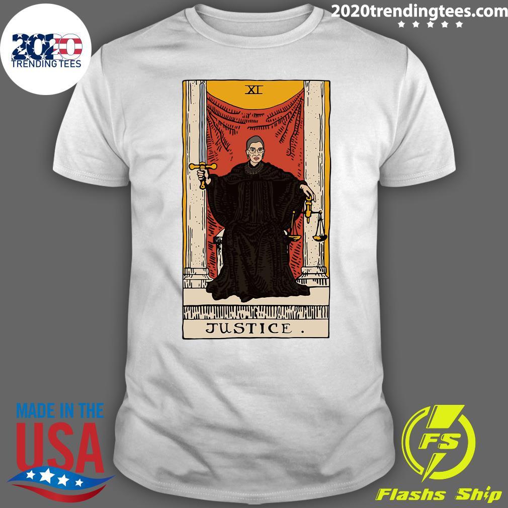 RBG Justice Ruth Bader Ginsburg Shirt