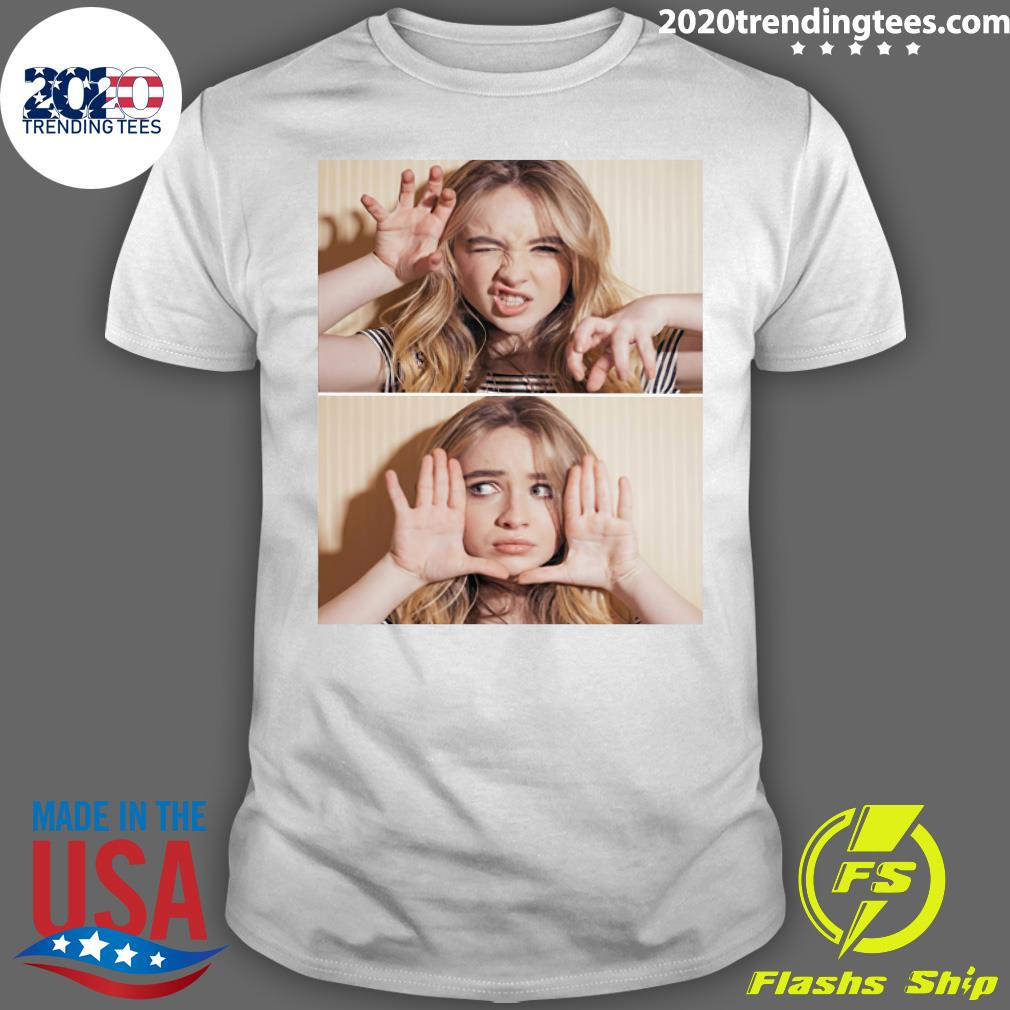 Sabrina Carpenter Merch Shirt