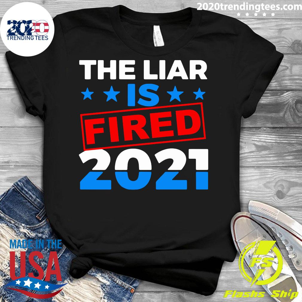 The Liar Is Fried 2021 Shirt Ladies tee
