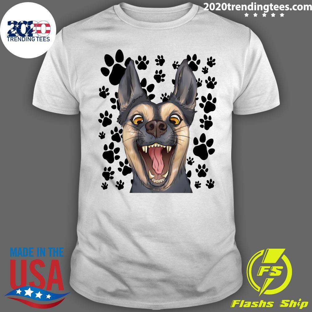 The Terrified Dog Shirt