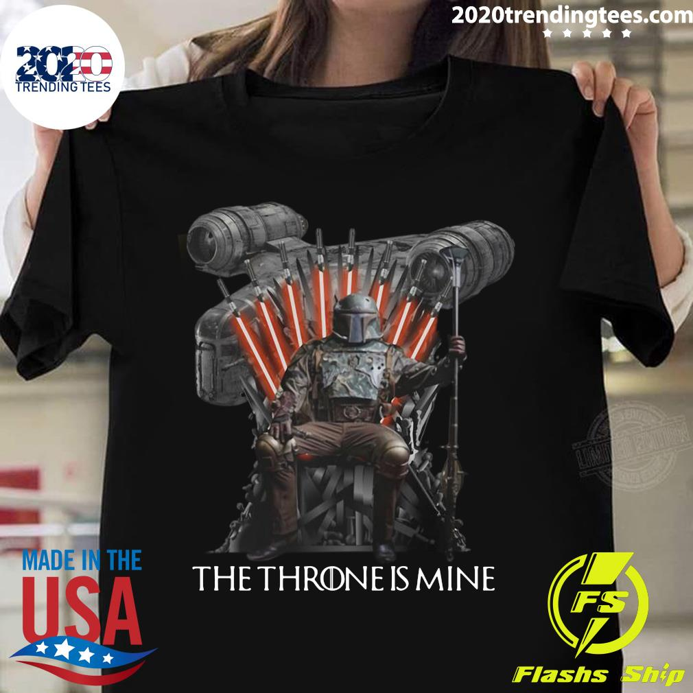 The Throne Is Mine Anthro Mare Shirt