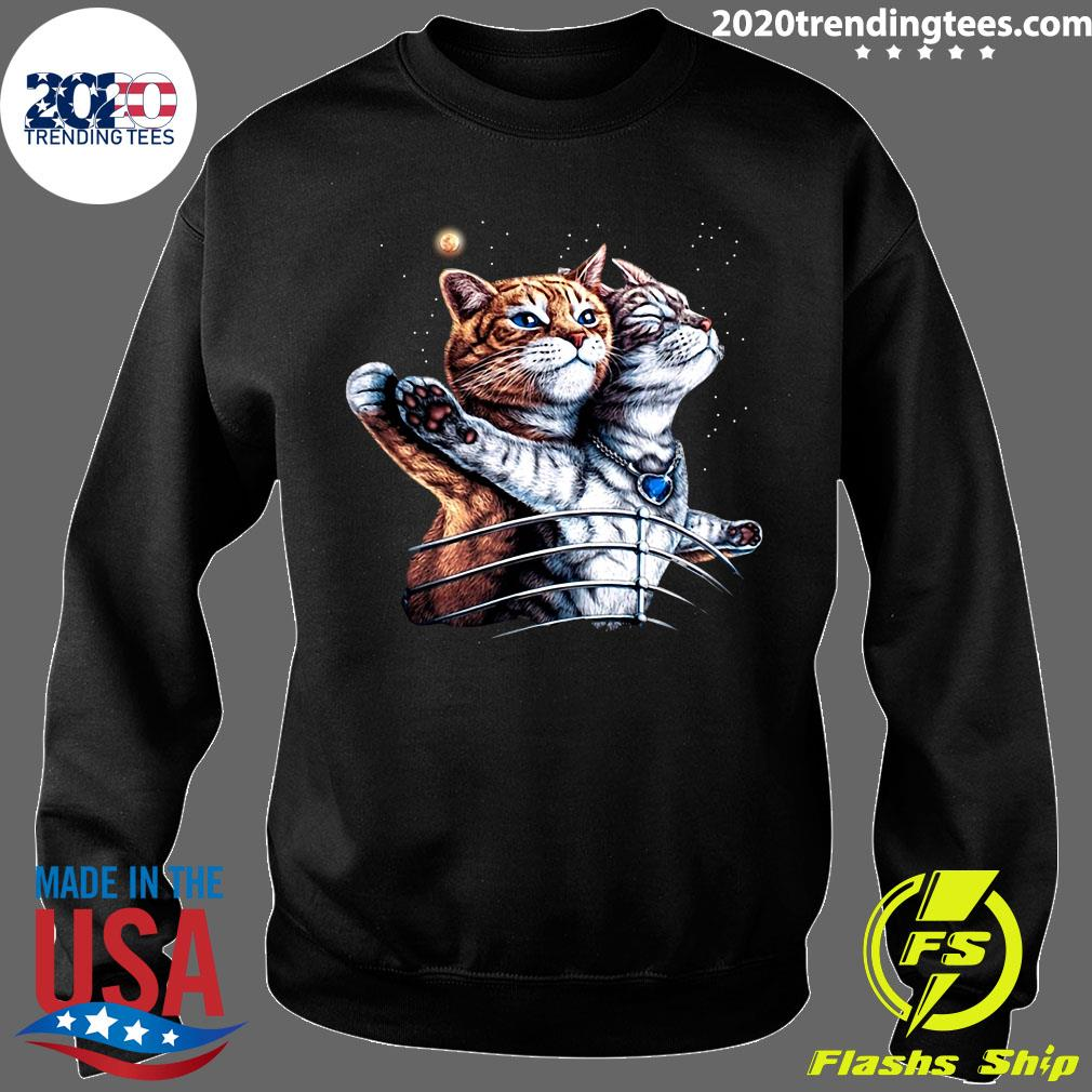 Titanic Cat Shirt Sweater