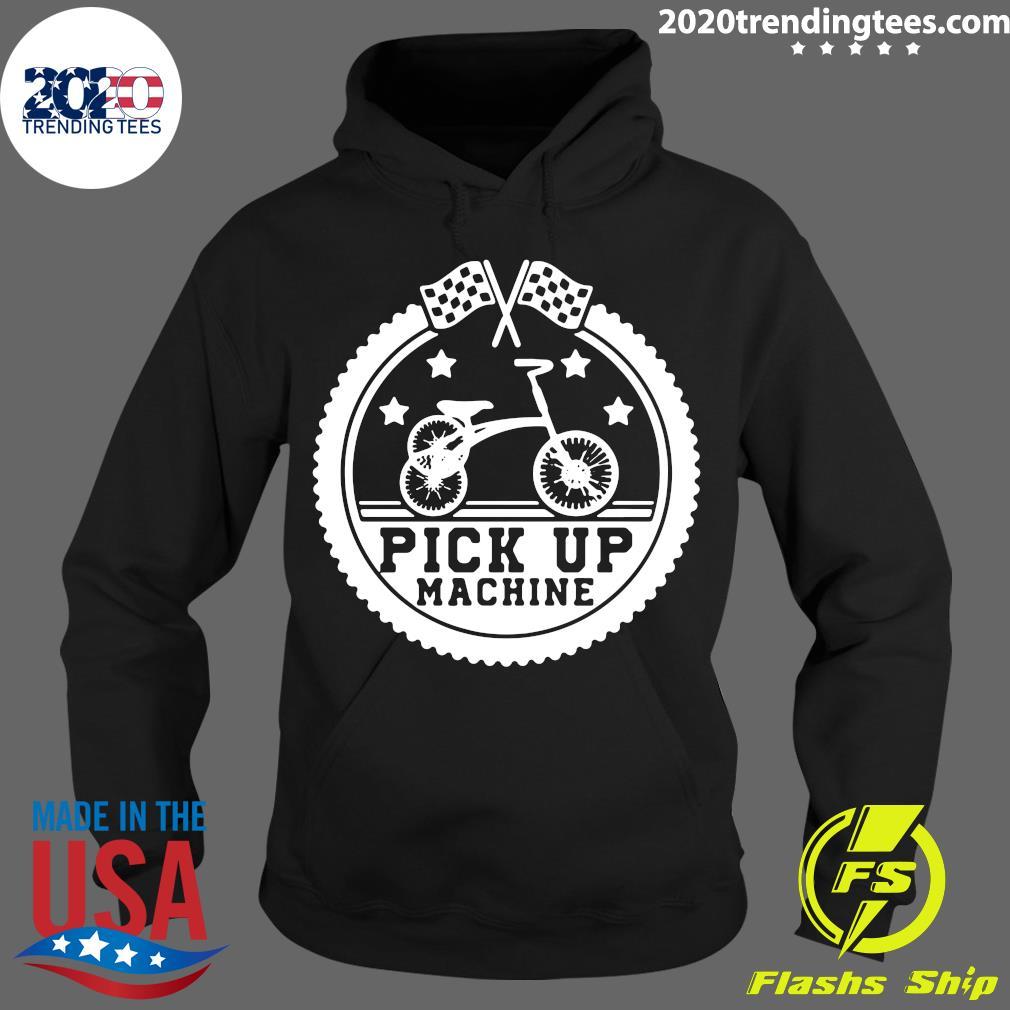 Tricycle Flag Race Bicycle Cycling Cyclist Bike Trike Shirt Hoodie