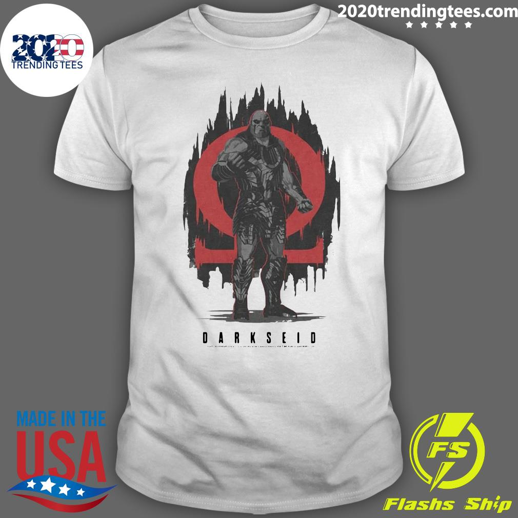 Zack Snyder's Justice League Darkseid Shirt