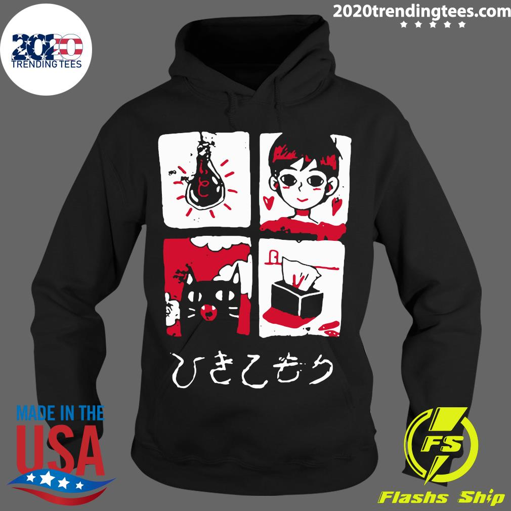 Oyasumi Omori Shirt Hoodie