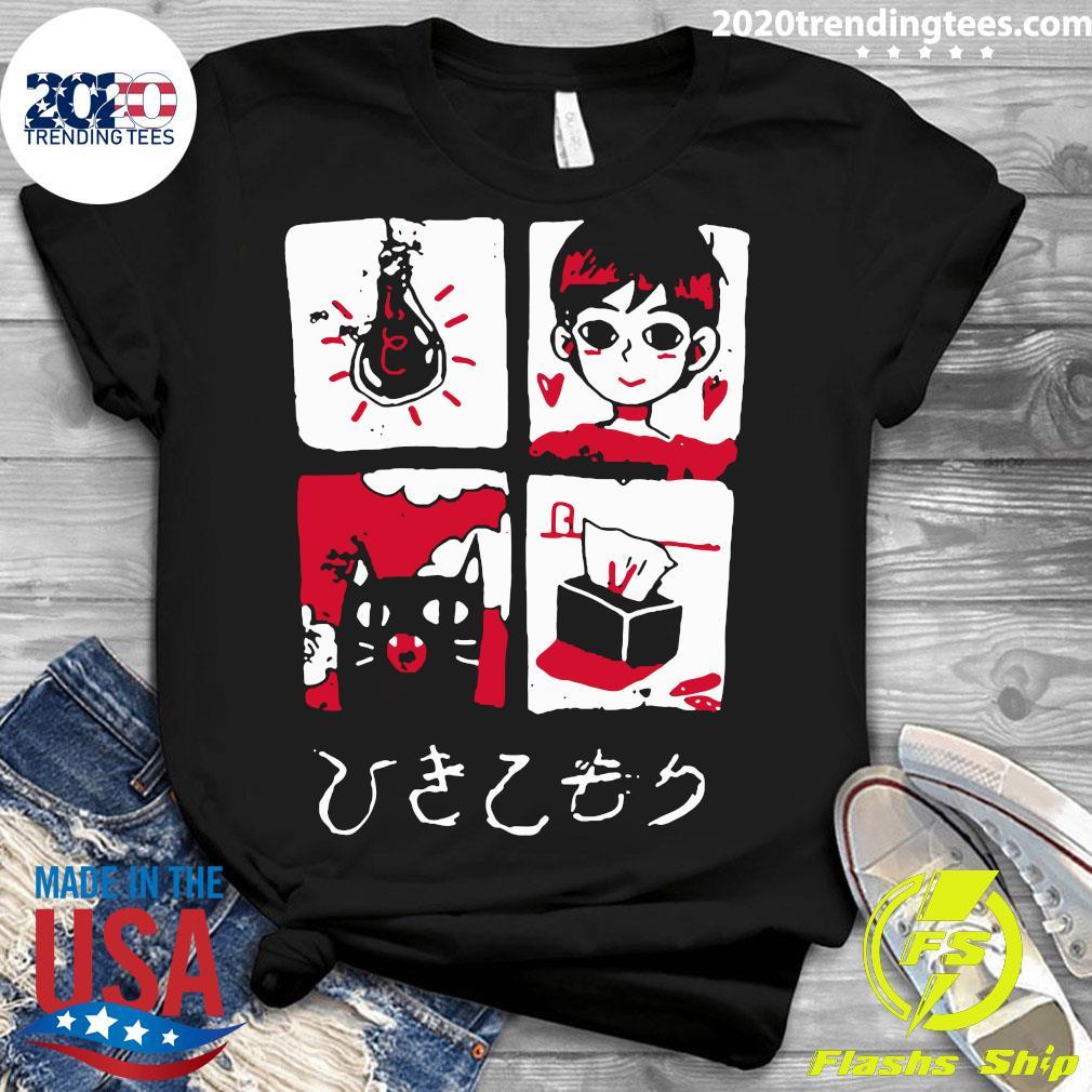 Oyasumi Omori Shirt Ladies tee